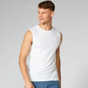 Myprotein Luxe klasické tričko bez rukávů - XL