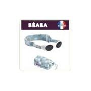Ochelari de soare cu banda bleu - diverse imprimeuri