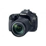 Aparat Foto Digital DSLR Canon 80D EF 18-135 IS Negru