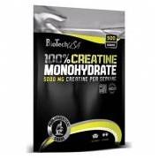 Biotech USA 100% Creatine Monohydrate 500g Bag