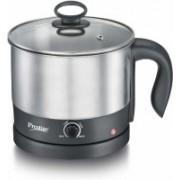 Prestige PMC 1.0+ Electric Rice Cooker(1 L, Multicolor)