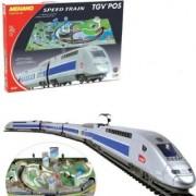 Mehano voz na el. pogon TGV POS + maketa T111