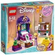 Конструктор Лего Дисни Принцеси - Спалнята в замъка на Рапунцел, LEGO Disney Princess, 41156