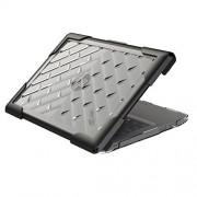 Gumdrop Cases BT-HPS11G4CS-BLK BumpTech Carcasa para HP Stream 11 Pro G4 EE, Color Negro