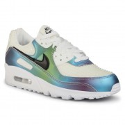Обувки NIKE - Air Max 90 20 CT5066 100 Summit White/Black/Multi/Color