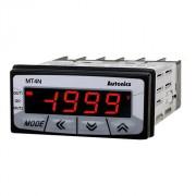 Panelmetar MT4N-AV-E3,7 seg 4 d.LCD, merenje(AC napon,frek.) relejni izlaz,4-20mA,24Vdc/Vac Autonics