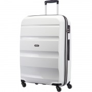 American Tourister Bon Air Spinner L White