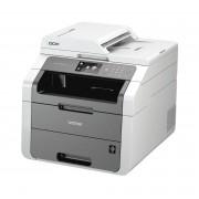 Brother DCP-9020CDW - Impressora multi-funções - a cores - LED - Legal (216 x 356 mm) (original) - A4/Legal (media) - até 18 pp