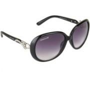 Danny Daze Over-sized Sunglasses(Black)