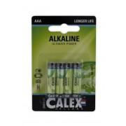 Calex 133112 Alkaline Batteri LR03/AAA 1,5V, blister 4 pk.