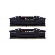 G.skill Ddr4-3200 16gb 2x8gb Dual Channel Ripjaws V Classic Black F4-3200c16d-16gvkb