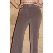 Pantalon Taille Haute Normale !! Entrejambe 77cm-Largueur Du Bas 25cm !! 95%Polyester 5%Elasthanne !! Expedition En 24/48hrs