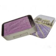 Lavendel Zeep in Geschenkblikje