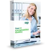 Sage 30 Comptabilité Online - Abonnement 1 an