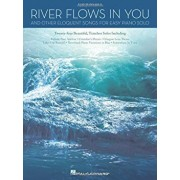River Flows in You and Other Eloquent Songs for Easy Piano Solo, Paperback/Hal Leonard Corp