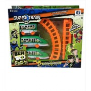 OH BABY BABY ONCE MORE BEN-10 TRAIN SET for kids SE-ET-521