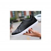 Hombre Zapatos Casual De Correr Fashion-cool-Negro