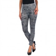 INTIMAX LEGGING CAZA BLEUA GREY S/M