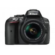 Nikon d5300 + 18-55mm af-p dx vr - man. ita - 2 anni di garanzia