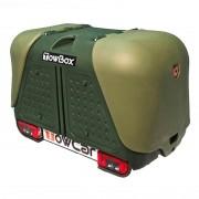 Cutie portbagaj transport diverse bagaje Towbox V2 Verde