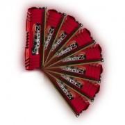 Memorie G.Skill RipJawsZ 32GB (8x4GB) DDR3 PC3-14900 CL9 1.5V 1866MHz Intel Z77 / X79 Quad Channel Kit, F3-14900CL9Q2-32GBZL