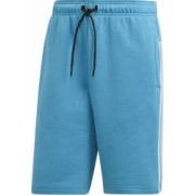 Pantaloni Scurti Adidas MH 3 Stripes Albastru Marime XL