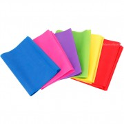 Banda elastica pentru fitness exercitarea, yoga, pilates 150x15x0.065 cm.