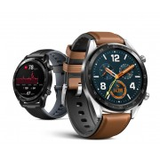 "Watch, Huawei GT, FTN-B19S, 1.39"" Amoled, 454 x 454, Silicone sports strap, Black (6901443262960)"