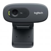 Webcam USB 2.0 3 MPixel 720P Zwart