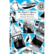 We Didn't Mean to Go to Sea, Paperback/Arthur Ransome