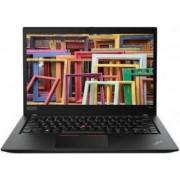 Laptop Lenovo ThinkPad T490s Intel Core (8th Gen) i7-8565U 1TB SSD 16GB Win10 Pro FullHD IPS Black