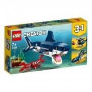 Конструктор Лего Криейтър - Създания от морските дълбини, LEGO Creator 31088