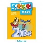 Maxi Loco / Tafels 1-10 - Maxi Loco