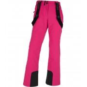 KILPI Dámské lyžařské kalhoty ELARE-W HL0011KIPNK Růžová 44