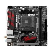 MSI B450I GAMING PLUS AC Desktop Motherboard - AMD Chipset - Socket AM4