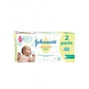 Servetele umede Johnson's Baby cotton touch 2x56 bucati