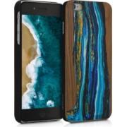 Husa iPhone 6 Plus / 6S Plus Lemn Maro 47648.01