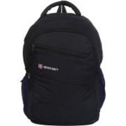 SWISS NAVY Backpacker 25 L Backpack(Black)