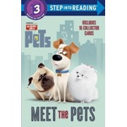 Meet the Pets (Secret Life of Pets), Paperback/Mary Man-Kong
