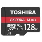Toshiba Karta pamięci microSD M303 128GB THN-M303R1280E2
