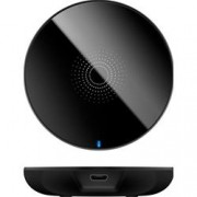 Goobay Caricabatterie Wireless Fast Qi Stand 5W Nero