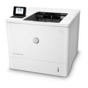HP LaserJet Enterprise M607dn, Blanco y Negro, Láser, Print