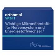 Orthomol Vital f Granulat/Tablette/Kapseln Grapefruit 30 St Tagesportionen