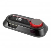 TARJETA DE SONIDO USB CREATIVE SOUND BLASTER OMNI SURROUND 5.1 - SNR 100DB - 600OHMIOS - 2xMIC. INTEGRADOS - SCOUT MODE - COMPAT. WIN/MAC