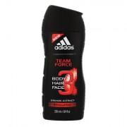 Adidas Team Force 2in1 Duschgel 250 ml für Männer