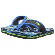 The North Face Base Camp Flip-Flop(ToddlerLittle KidBig Kid) TNF BlackBrilliant Blue