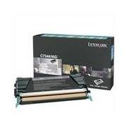 Lexmark C734A1KG Toner negro