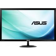 Asus VX248H LED-monitor 61 cm (24 inch) Energielabel A 1920 x 1080 pix Full HD 1 ms HDMI, VGA, Audio, stereo (3.5 mm jackplug) TN LED