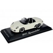 Miniatura Porsche 911 Speedster 1:43 Carrara White
