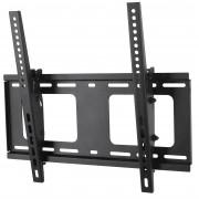 Supporto a Muro per TV LED Inclinabile con Regolazione Altezza